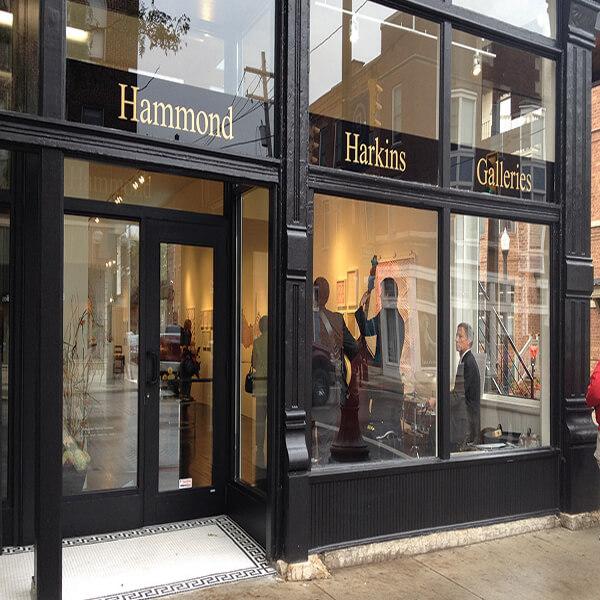 Hammond Harkins Galleries