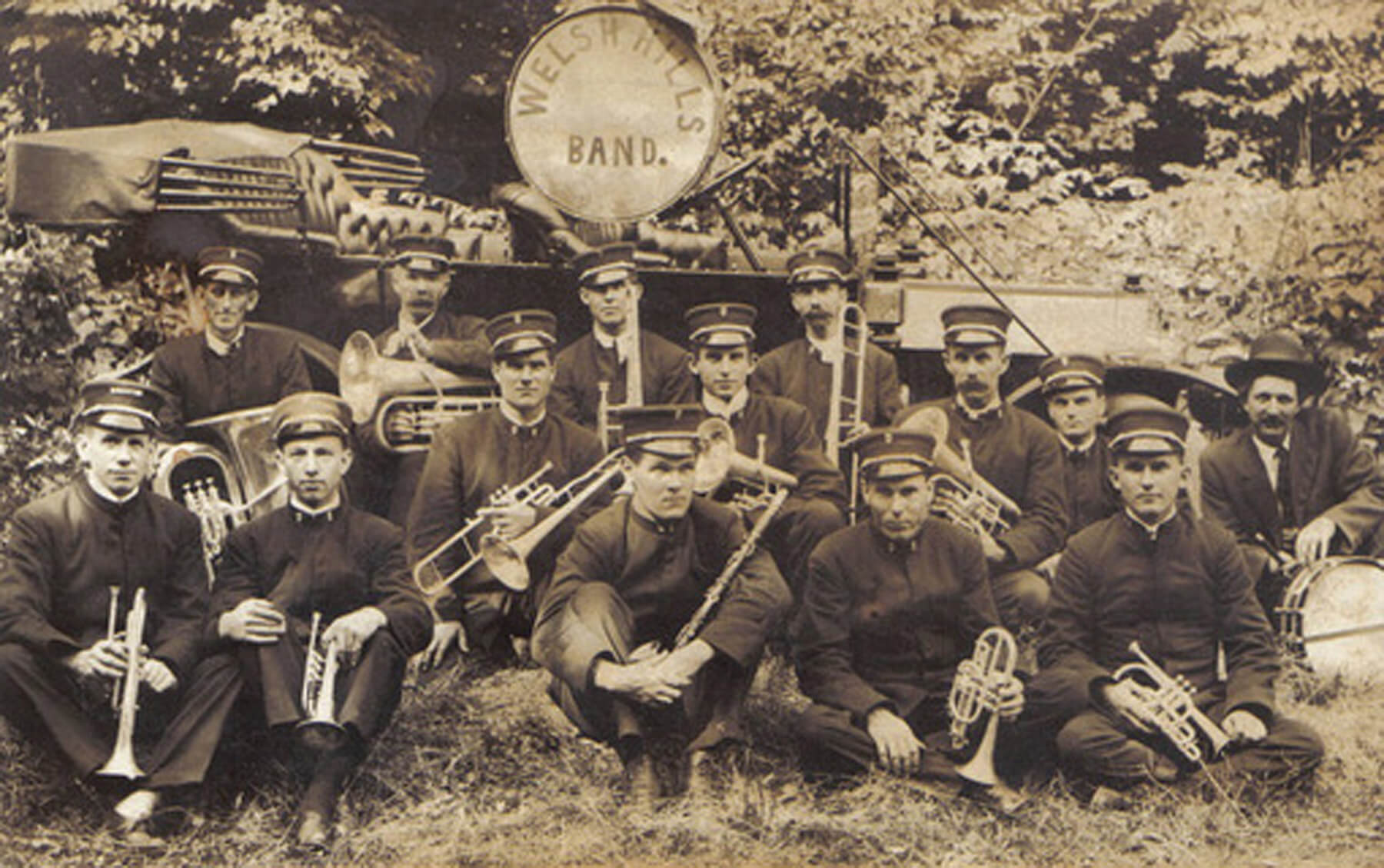 Welsh Hills Band