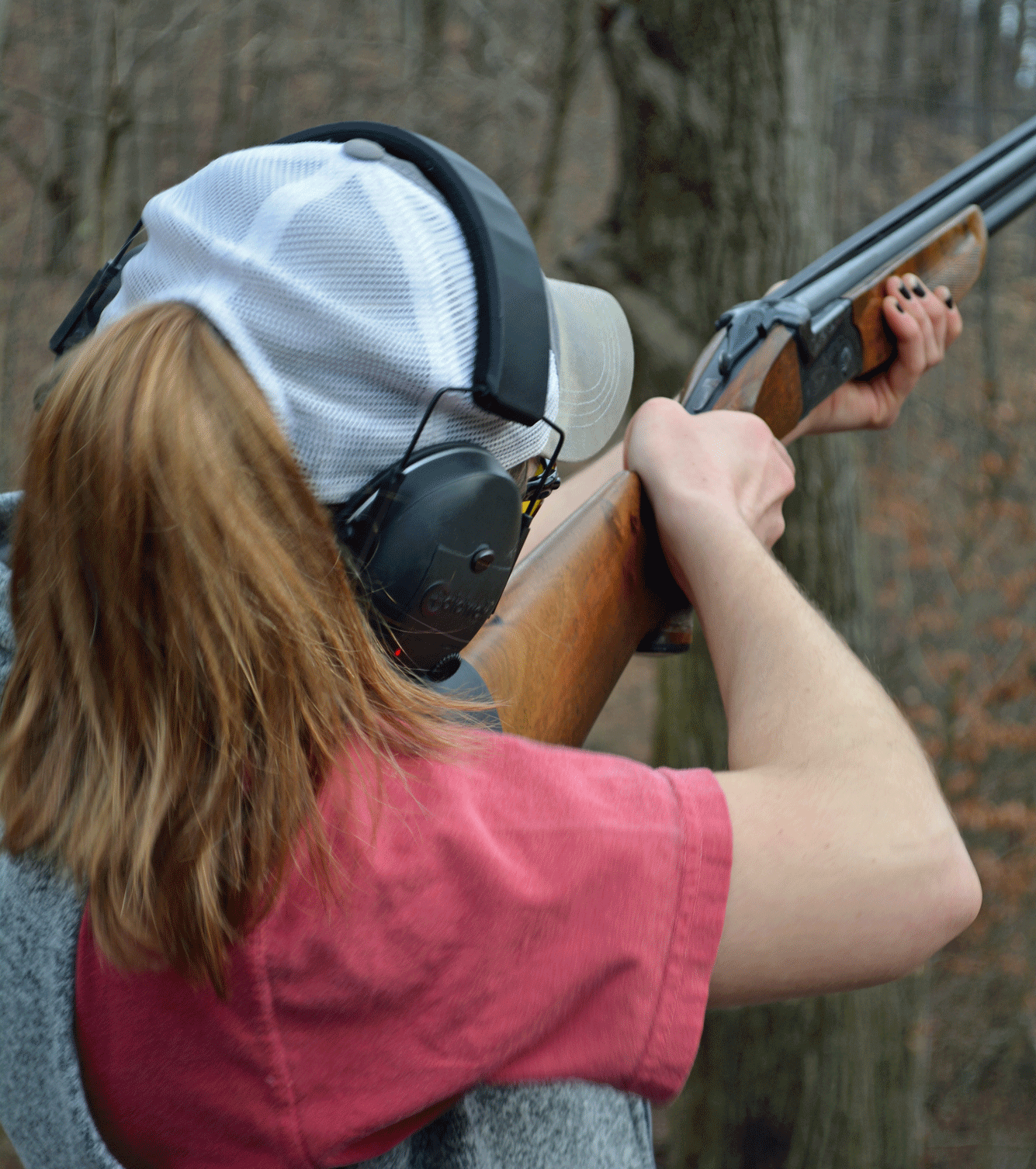 Shooting Clay Pigeons – 60-Minutes