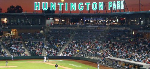 Huntington Park - Columbus Clippers
