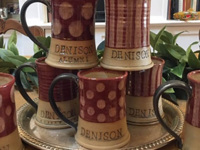 Markgraf Clayworks Denison Mugs