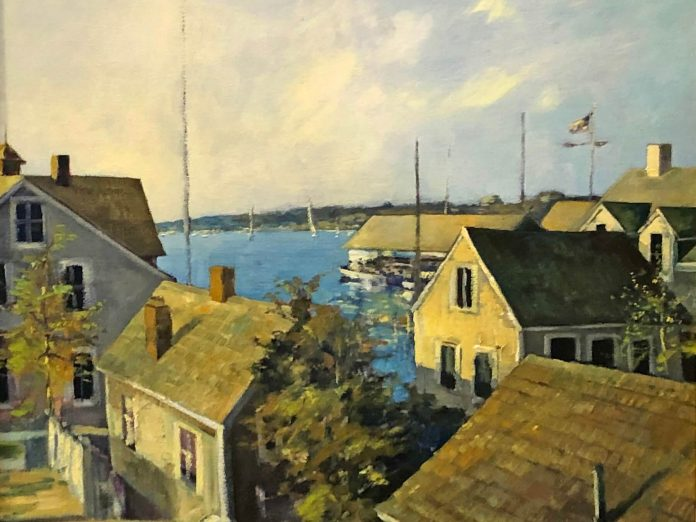 Paul Hamilton Martha's Vineyard Edgartown