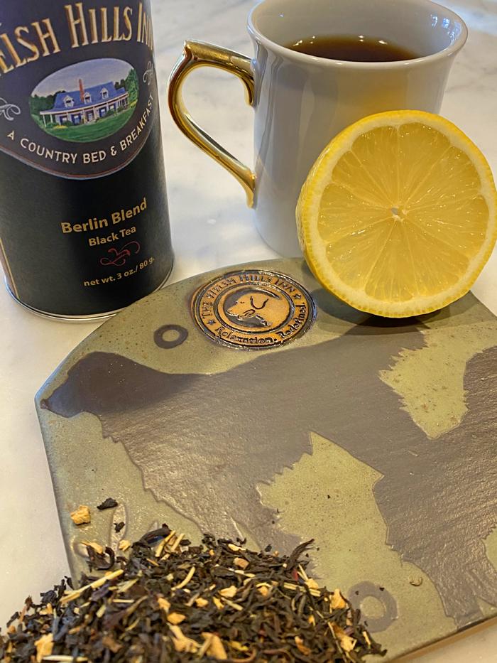Berlin Blend Black Tea   The Welsh Hills Inn
