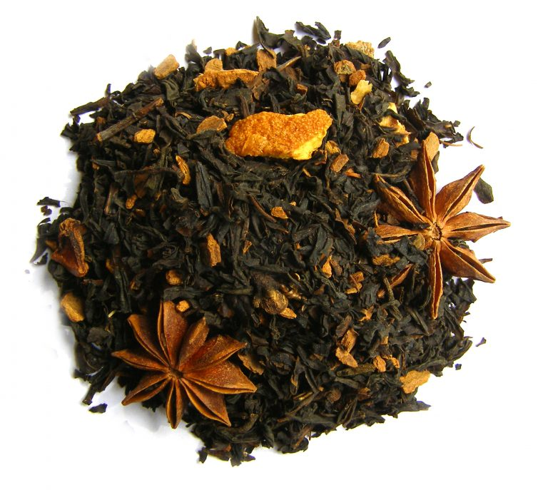 Holiday Cheer Chai Loose Leaf Tea