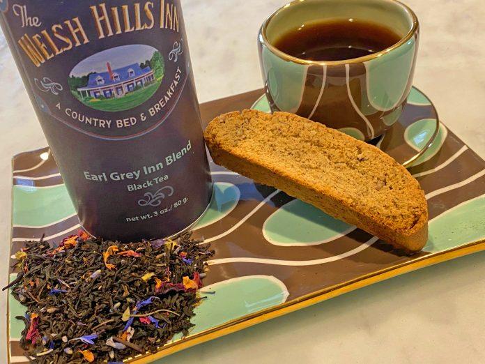 Earl Grey Black Tea   The Welsh Hills Inn