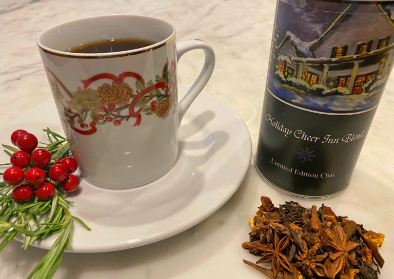 Holiday Cheer Chai Tea   The Welsh Hills Inn