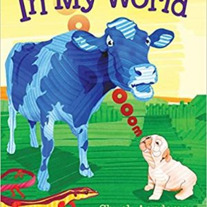 In My World Children's Book Front Cover