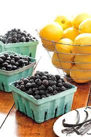 King B Blackberry Preserves with Lemons, and Vanilla Bean   The Welsh Hills Inn