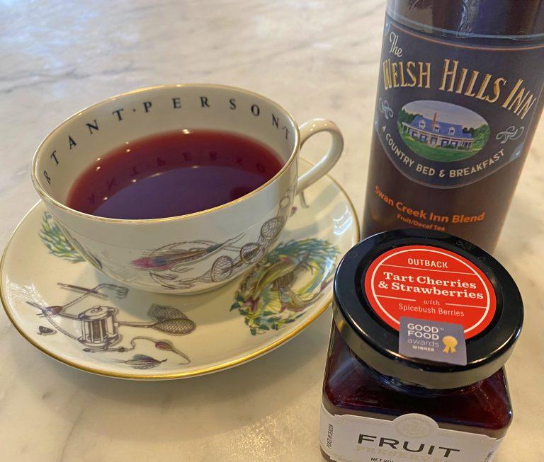 Swan Creek Fruit Tea | Decaffeinated | The Welsh Hills Inn