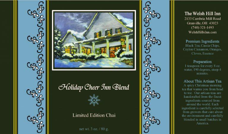 Holiday Cheer Chai Inn Blend