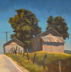 Red's Hilltop | James Young | Private Collection of the Noe Family