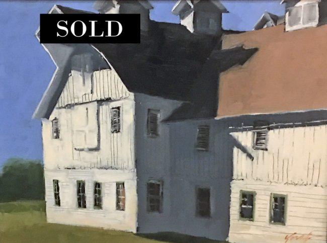 James Young | Jones Barn | 2019 | The Welsh Hills Inn | Granville Ohio