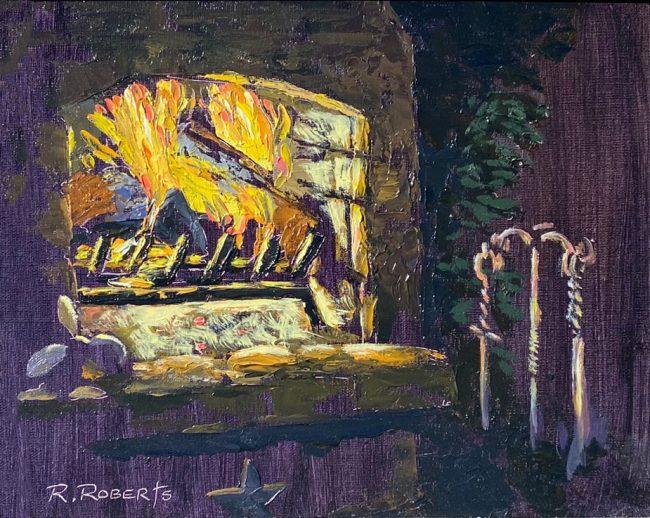 Robin Roberts | Fireside Chat at The Inn | 2019 | The Welsh Hills Inn